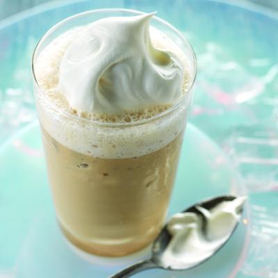 Frozen Coffee Whip Recipe Photo - Diabetic Gourmet Magazine Recipes