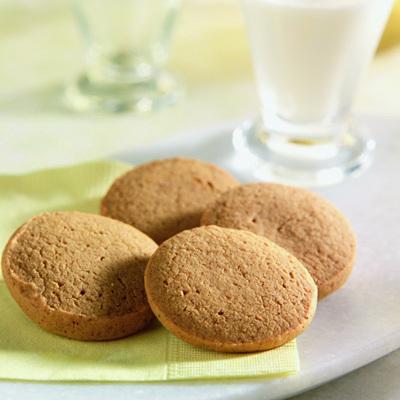 Ginger Snaps Recipe Photo - Diabetic Gourmet Magazine Recipes