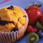 Gingerbread Raisin Muffins