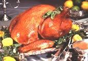 Herb-Roasted Turkey with Citrus Glaze