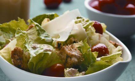 Lemon Caesar Salad