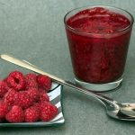 Low Carb Raspberry Jam