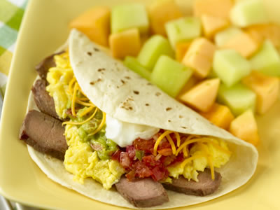 Mexican Style Steak And Eggs Breakfast Diabetic Recipe Diabetic Gourmet Magazine