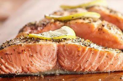 Montreal-Style Salmon