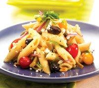 Penne Mediterranean Delight Salad