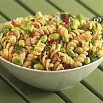 Sesame-Soy Edamame & Pasta Salad