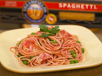 Spaghetti Tuna Salad