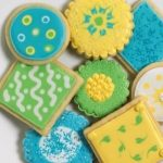 Sugar-Free Sugar Cookies recipe photo from the Diabetic Gourmet Magazine diabetic recipes archive.
