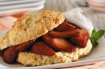 Very Strawberry Shortcake