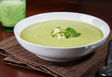 Unique and Refreshing Cold Summer Soup