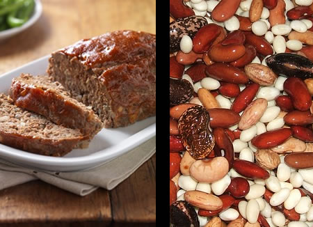 Beef vs. Beans: Which Provides Greater Fullness?