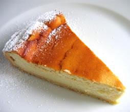 Sugar-Free New York Style Cheesecake