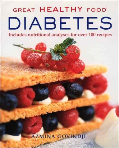 Great Healthy Food – Diabetes Book Cover Image