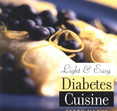 Light and Easy Diabetes Cuisine