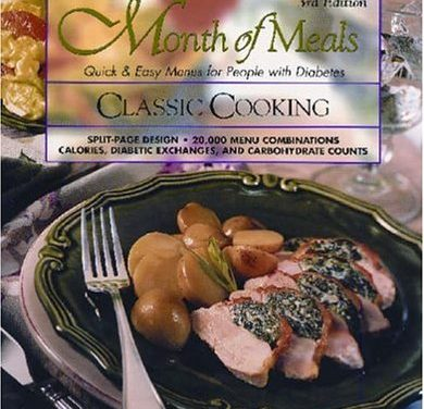 Month of Meals: Classic Cooking