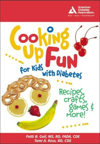 Cooking Up Fun for Kids with Diabetes Book Cover Image