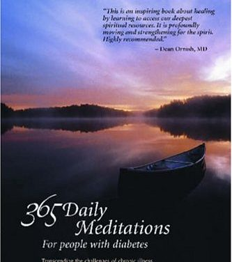 365 Daily Meditations for People with Diabetes