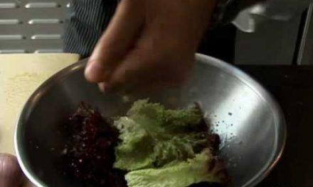 How to Make a Quick Vinaigrette