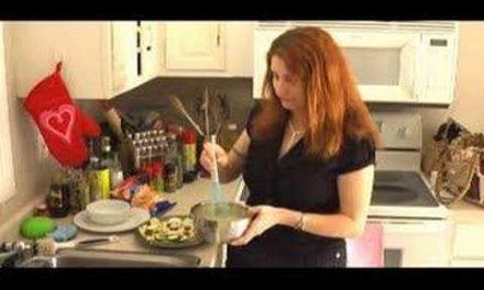 Zucchini Layered Quiche Recipe