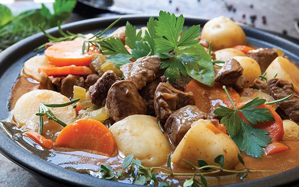 Hearty Irish Stew