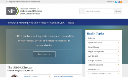 Government Health and Diabetes Websites