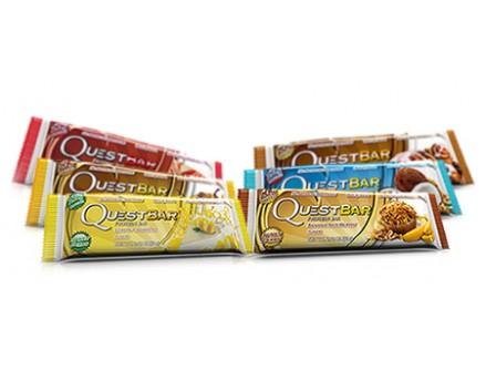 Quest No Sugar Added, Diabetic-Friendly Protein Bars