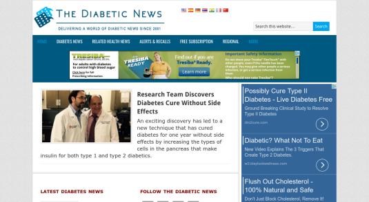 Diabetes Mailing Lists – Best Website Links