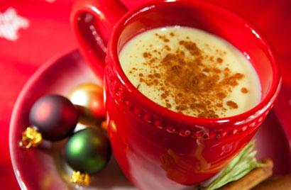 Holiday Eggnog Recipe