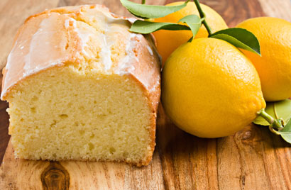 Diabetic Lemon Pound Cake Recipe
