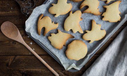 Sugarfree Halloween Cookies