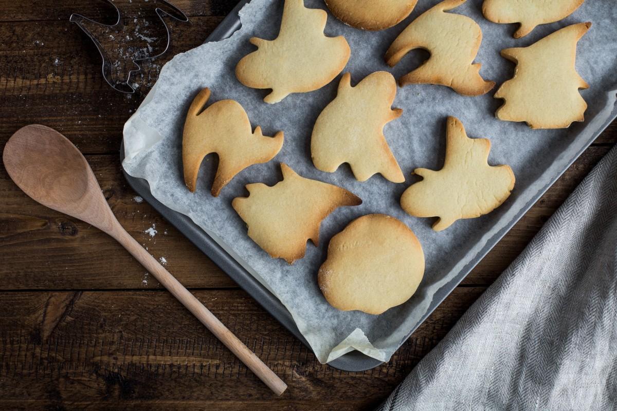 Sugarfree Halloween Cookies Diabetic Recipe Diabetic Gourmet